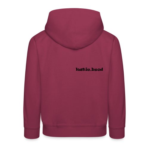 katie.bsod Originals - Kids' Premium Hoodie