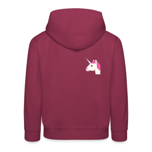 unicorn print shirts - Premium hættetrøje til børn