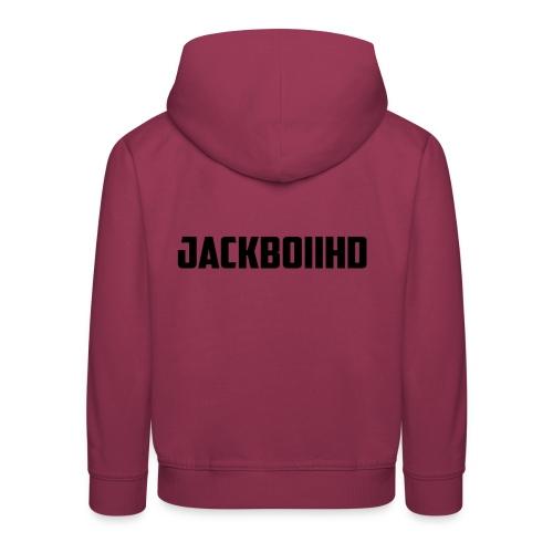 JackBoiiHD - Kids' Premium Hoodie