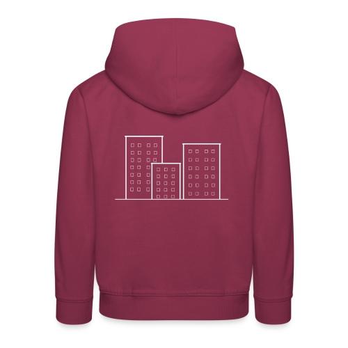 Skyscrapers - Kids' Premium Hoodie