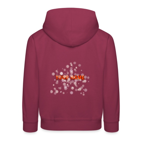 Blub Design - Kinder Premium Hoodie