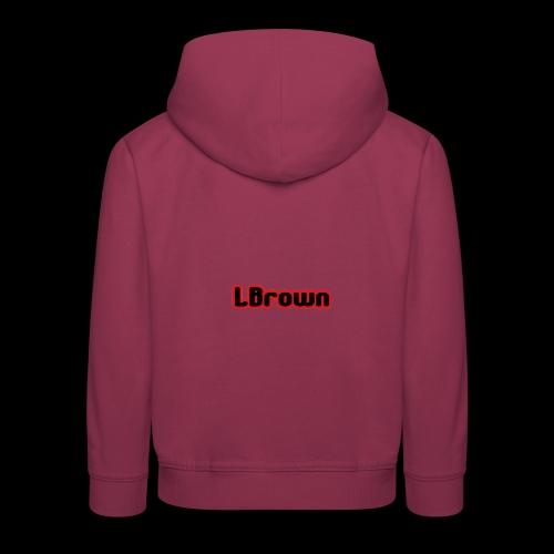 Invert LBrown Merch - Kids' Premium Hoodie