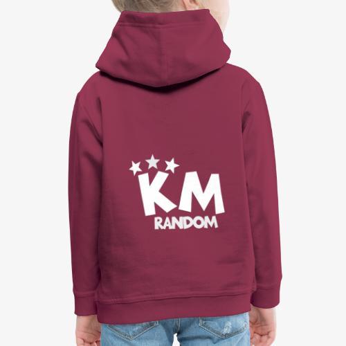 KMRANDOM SELECTIE - Kinderen trui Premium met capuchon