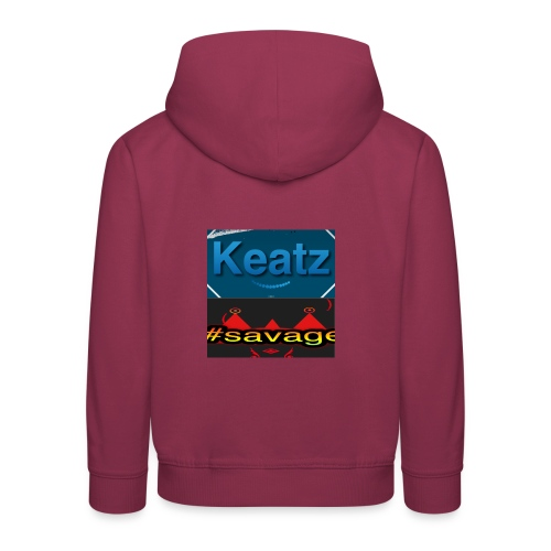 Savage Keatz - Kids' Premium Hoodie
