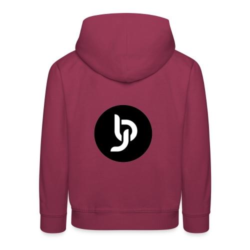 bassjammers_black - Kids' Premium Hoodie