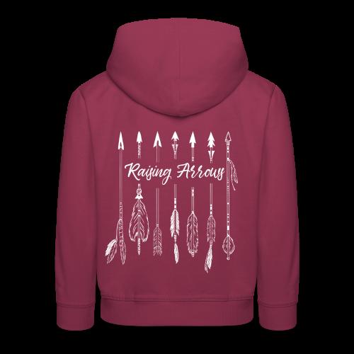 Raising Arrows - Kinder Premium Hoodie
