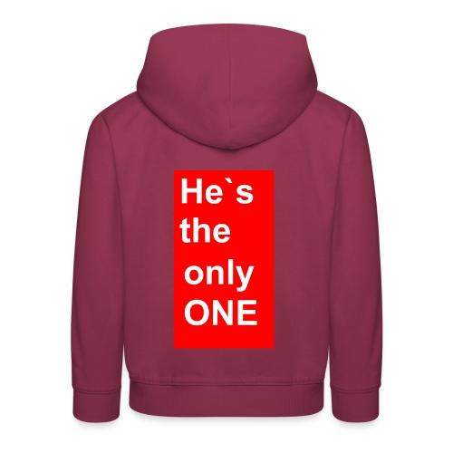 GirlFriend T-Shirt etc. - Kinder Premium Hoodie