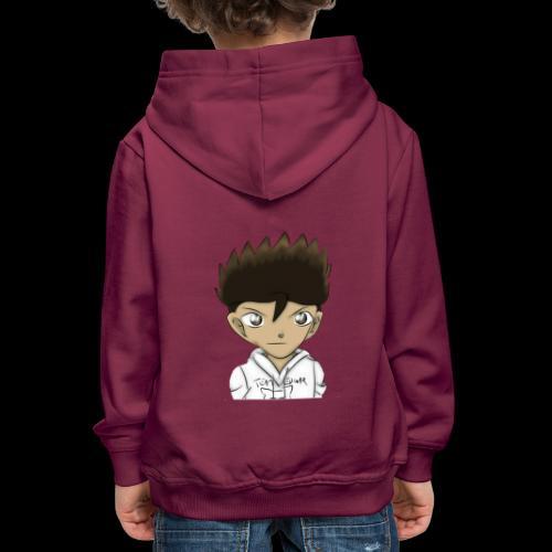 Mobilegamer Design - Kinder Premium Hoodie