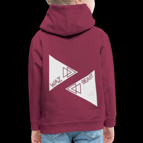 Waz_BEAST - Kids' Premium Hoodie