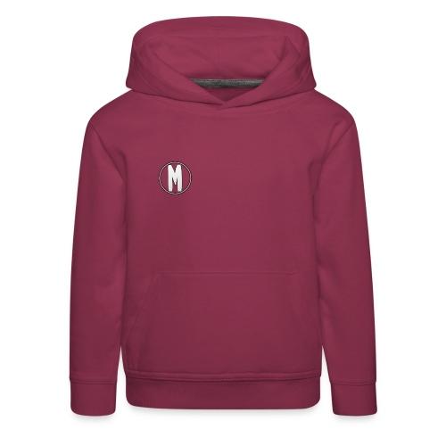 M png - Kids' Premium Hoodie