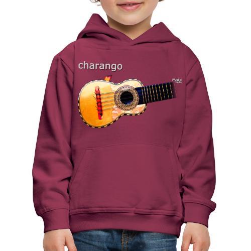 Charango - Sudadera con capucha premium niño