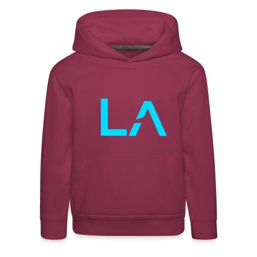 LA Team Logo - Kids' Premium Hoodie