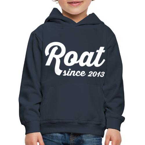 Roat since 2013 - Premium hættetrøje til børn