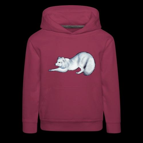 Arctic Fox - Kids' Premium Hoodie