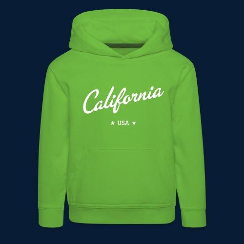 California - Kinder Premium Hoodie