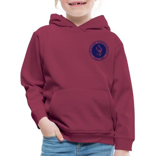VORNE FCR LOGO RETRO - Kinder Premium Hoodie