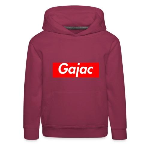 Gajac Classic - Pull à capuche Premium Enfant