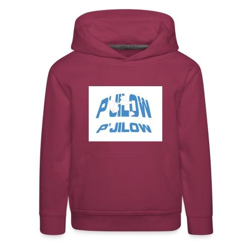 PjilowFONDB00101 jpg - Pull à capuche Premium Enfant