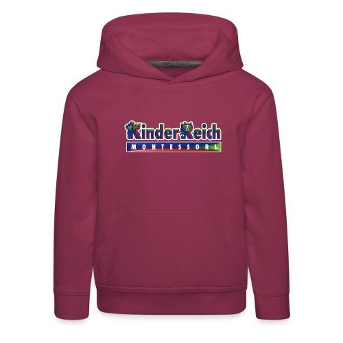 LOGO für T-Shirt 2 - Kinder Premium Hoodie