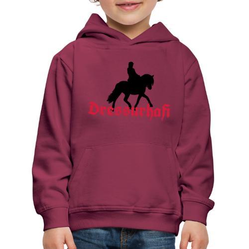 Dressurhafi - Kinder Premium Hoodie
