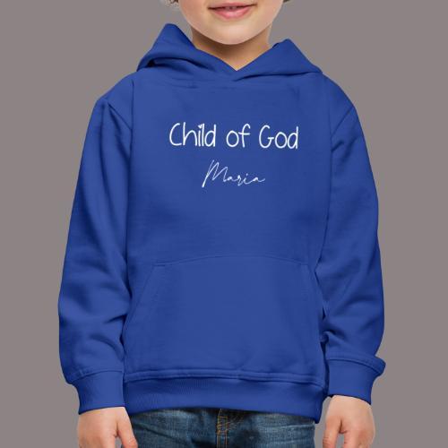 Wunschname (Bitte unbedingt Beschreibung lesen :-) - Kinder Premium Hoodie