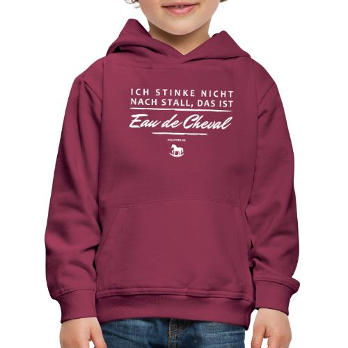 Eau de Cheval - Kinder Premium Hoodie