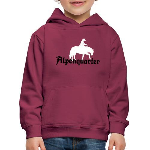 Alpenquarter_Trail02 - Kinder Premium Hoodie