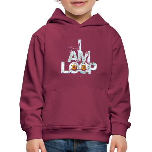 I AM LOOP - Kinder Premium Hoodie
