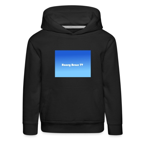Honey Bears TV Merch - Kids' Premium Hoodie