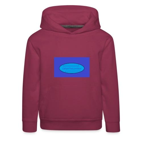 logo png - Kids' Premium Hoodie