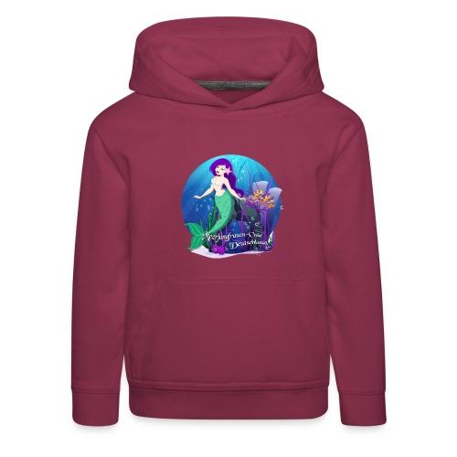 Meerjungfrauen-Club-Nixe1 - Kinder Premium Hoodie