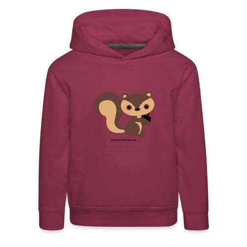eichhörnchen - Kinder Premium Hoodie