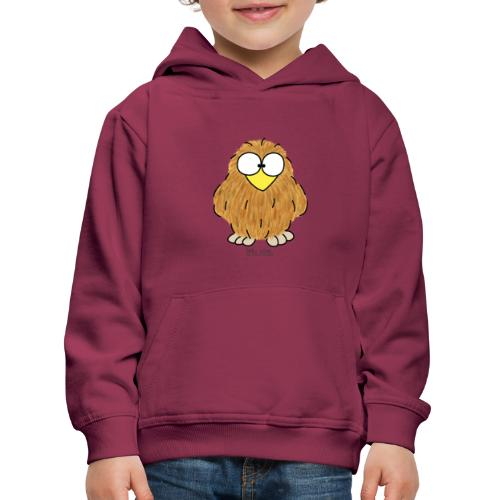 Niki Owl - Kids' Premium Hoodie