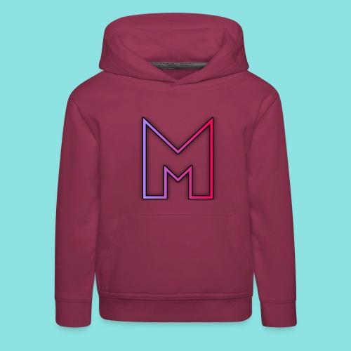 massive m - Kids' Premium Hoodie