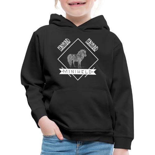 Pony Miniheld - Kinder Premium Hoodie