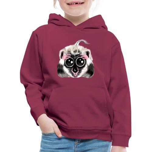 Lemur design / print - Kids' Premium Hoodie