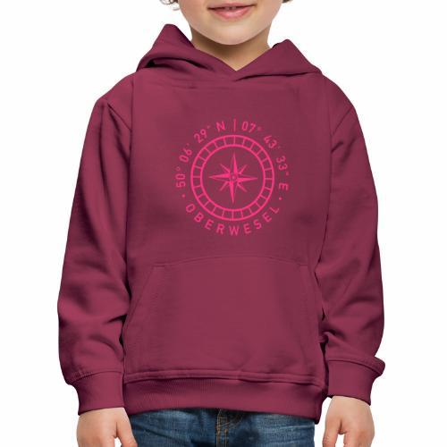 Oberwesel – Kompass - Kinder Premium Hoodie
