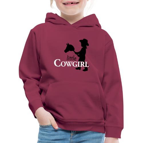 LittleCowgirl W - Kinder Premium Hoodie