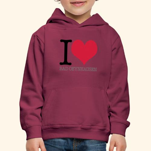 Love is in the Kurstadt - Kinder Premium Hoodie