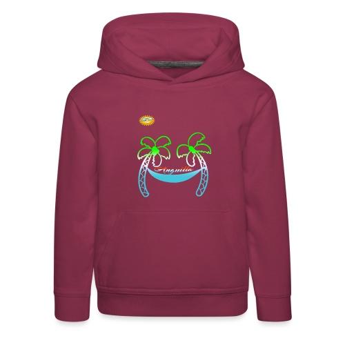 Anguilla - Kids' Premium Hoodie