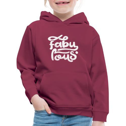 Fabulous - Premium-Luvtröja barn