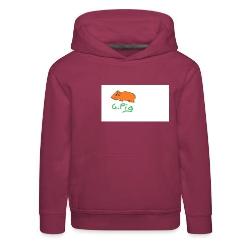 G Pig - Kids' Premium Hoodie