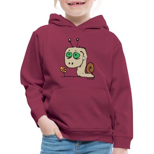 Schnecky - Kinder Premium Hoodie