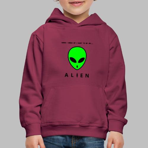 Alien - Kids' Premium Hoodie