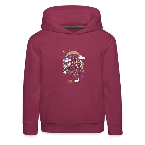FHL Wimmelshirt VAR1 3000 - Kinder Premium Hoodie