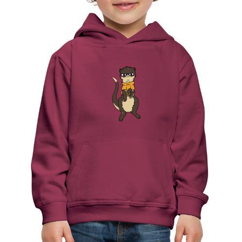fretka Hypsed - Bluza dziecięca z kapturem Premium