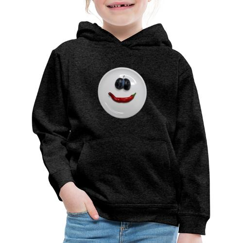 TIAN GREEN - Hot Smile - Kinder Premium Hoodie