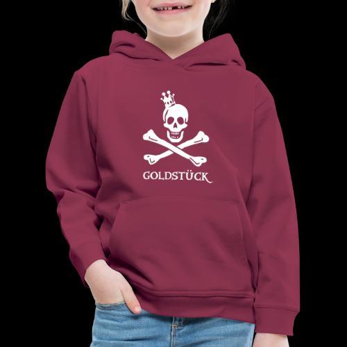 ~ Goldstück ~ - Kinder Premium Hoodie