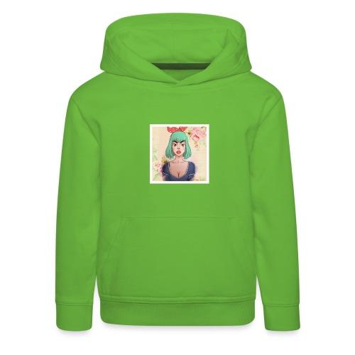 elena of spain - Kids' Premium Hoodie