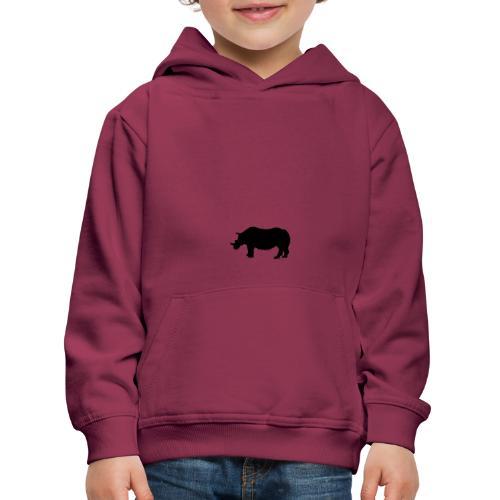 Kleines Narshorn - Kinder Premium Hoodie